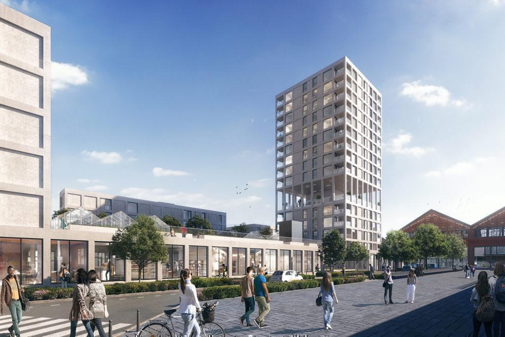 Programme immobilier CONNEXIO 59000 LILLE