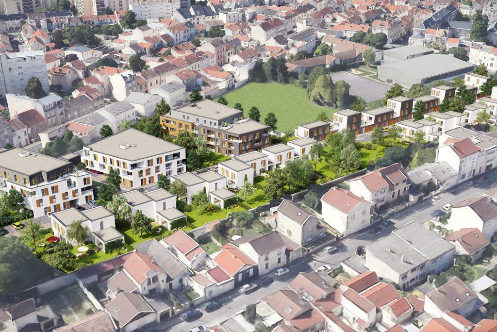 Programme immobilier PLEIN R 51100 REIMS