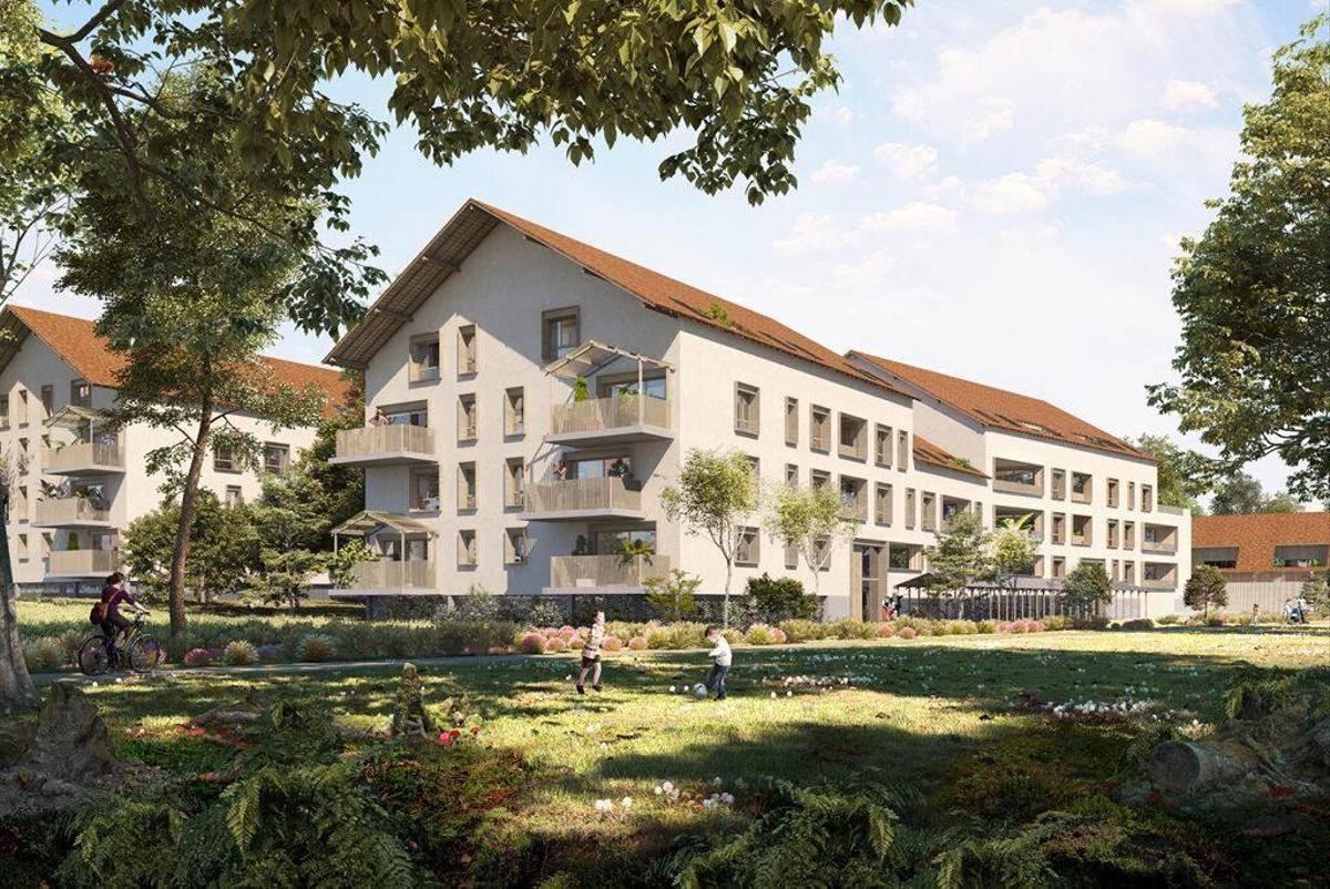 Programme immobilier PARC' COEUR 37071 TOURS