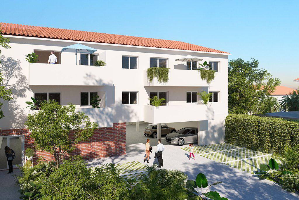 Programme immobilier DOMAINE DES SORBIERS 31470 FONSORBES