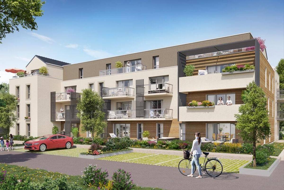 Programme immobilier OCARINA 74150 VERSONNEX