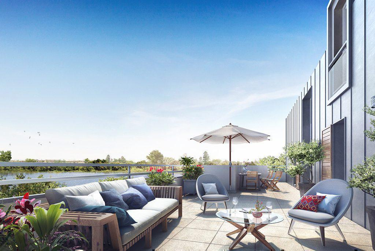 Programme immobilier PARC EN SEINE 94290 VILLENEUVE LE ROI