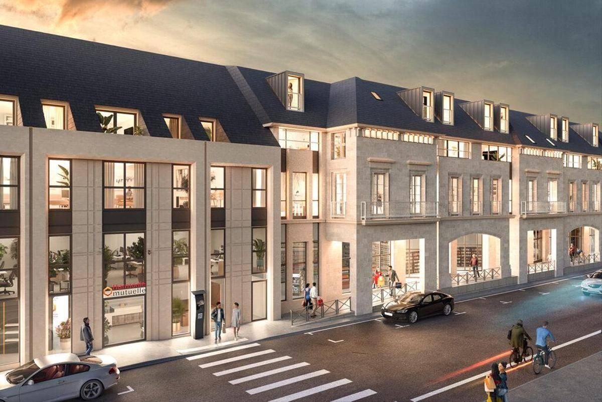 Programme immobilier L'HOTEL DES ARTS 37000 TOURS