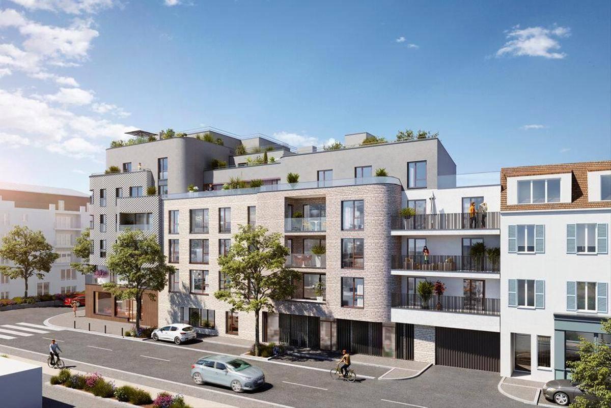 Programme immobilier LAC EN SCÈNE 95880 ENGHIEN LES BAINS