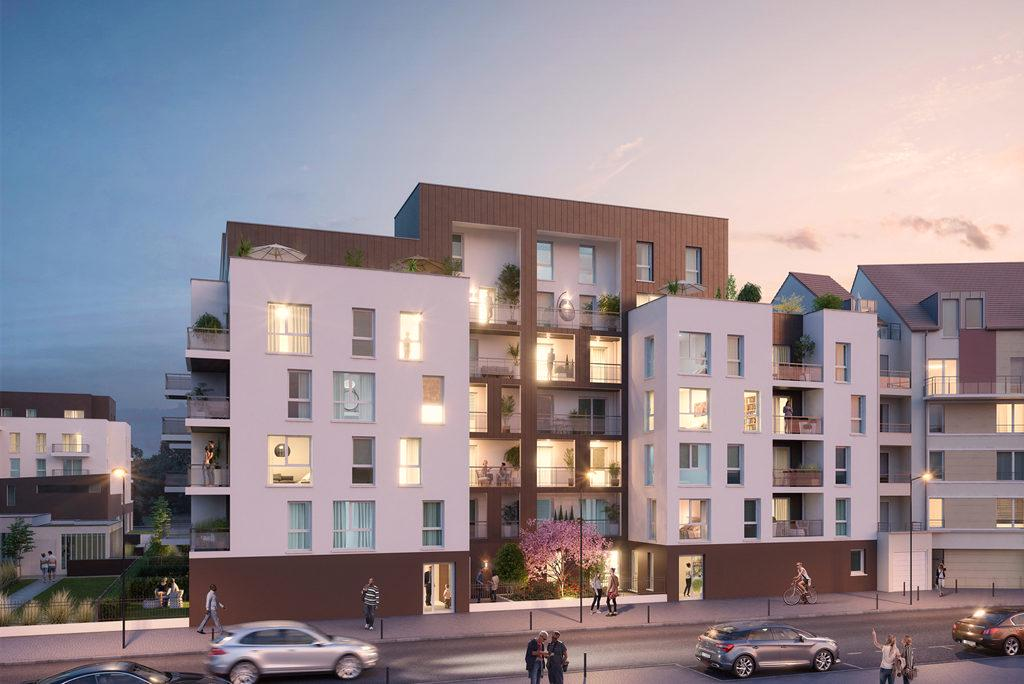 Programme immobilier FOCUS 78190 TRAPPES