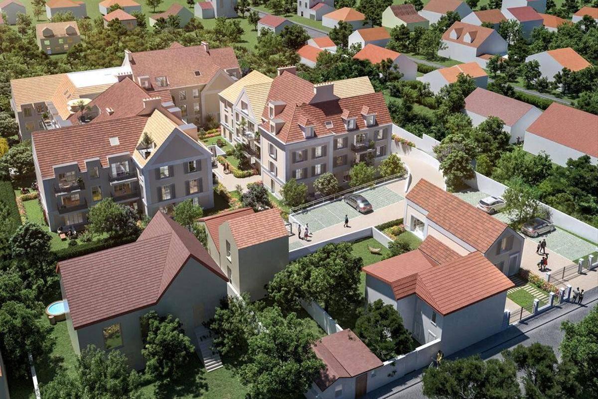 Programme immobilier CASTEL VIGNON 95240 CORMEILLES EN PARISIS