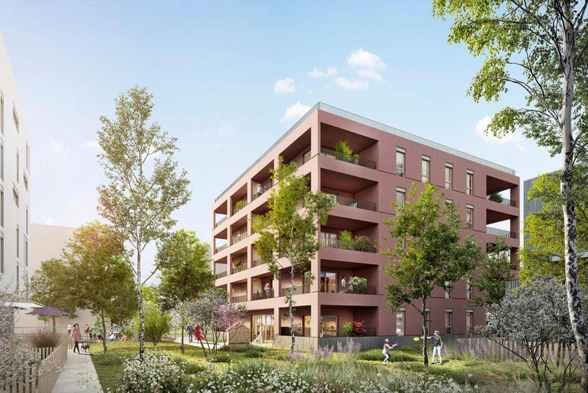 Programme immobilier L' ENVOL 91080 COURCOURONNES