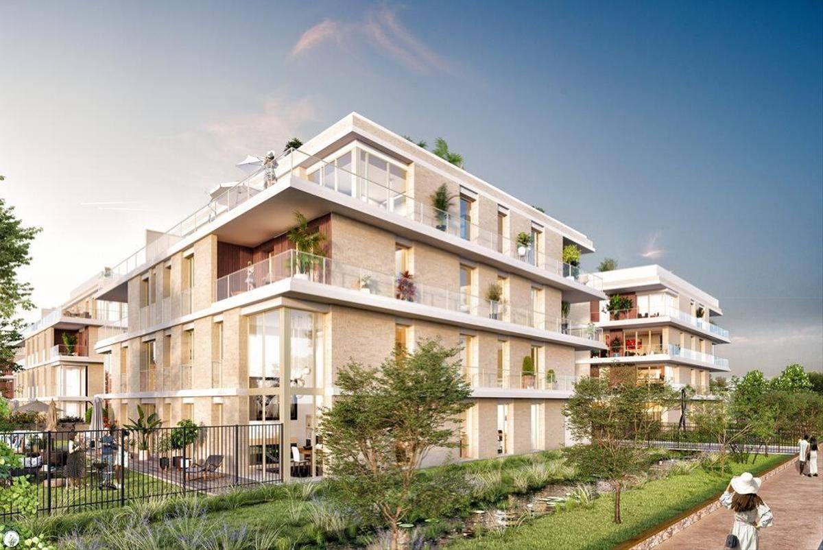 Programme immobilier 2 PRIEURE 78100 SAINT GERMAIN EN LAYE