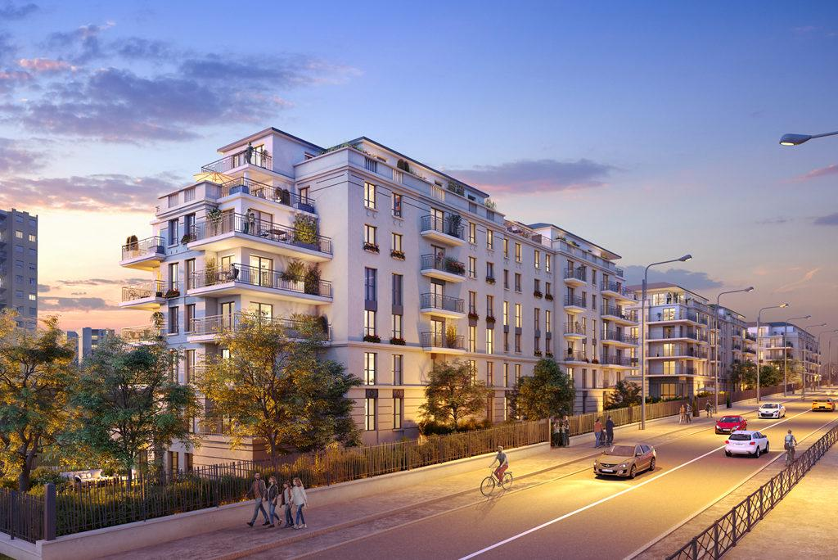 Programme immobilier LES JARDINS BALZAC 95100 ARGENTEUIL