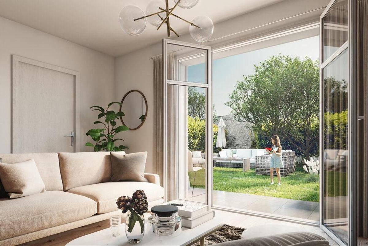 Programme immobilier RÉSIDENCE DES CHENES 33240 SAINT ANDRE DE CUBZAC