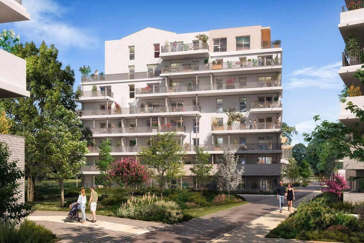 Programme immobilier LE PARC DU FAUBOURG 31032 TOULOUSE