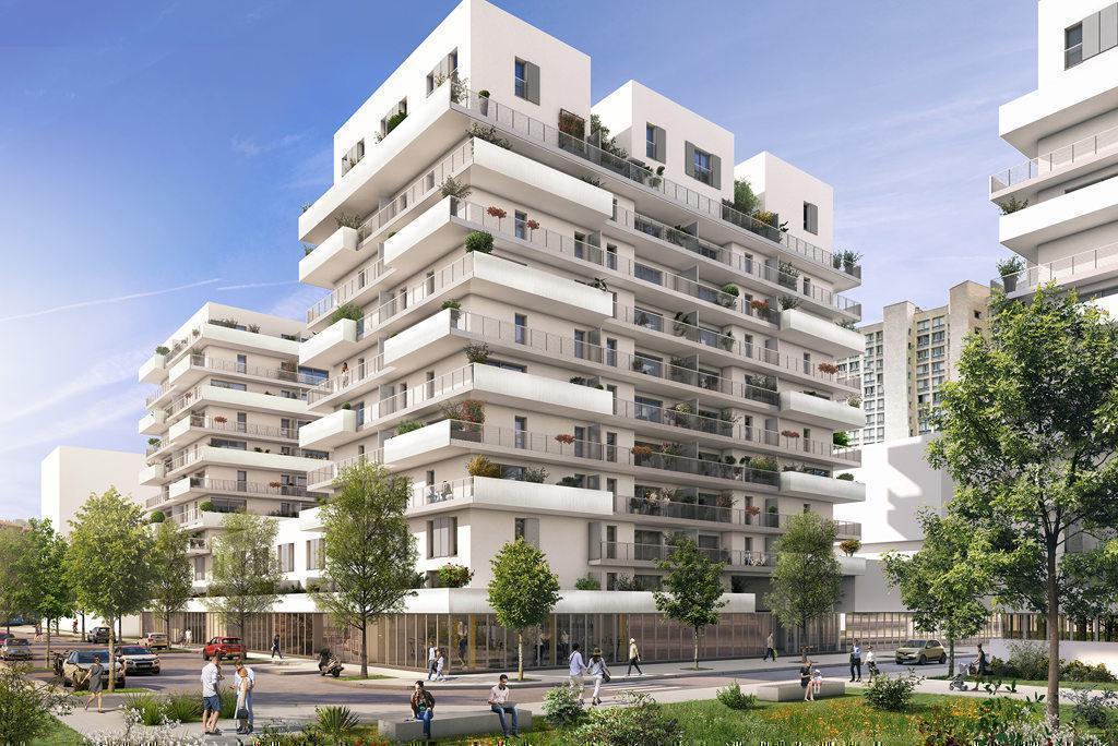 Programme immobilier JARDINS DES ARÈNES 31032 TOULOUSE