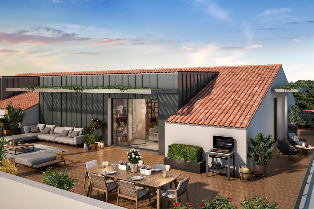 Programme immobilier TERRA COTTA 31075 TOULOUSE