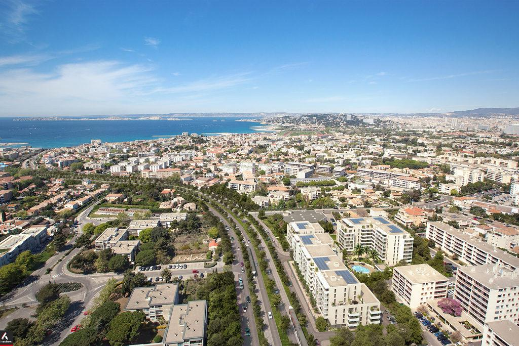 Programme immobilier MEE VUES 13937 MARSEILLE 08