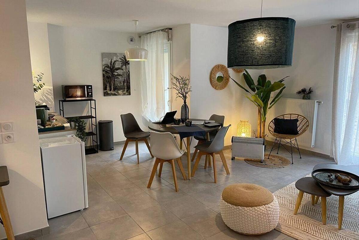 Programme immobilier LES HAUTS DE BON ACCUEIL 38200 VIENNE