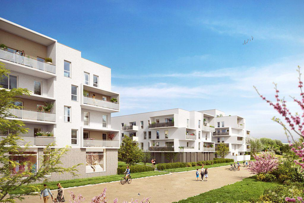 Programme immobilier IMPULSION 69700 GIVORS