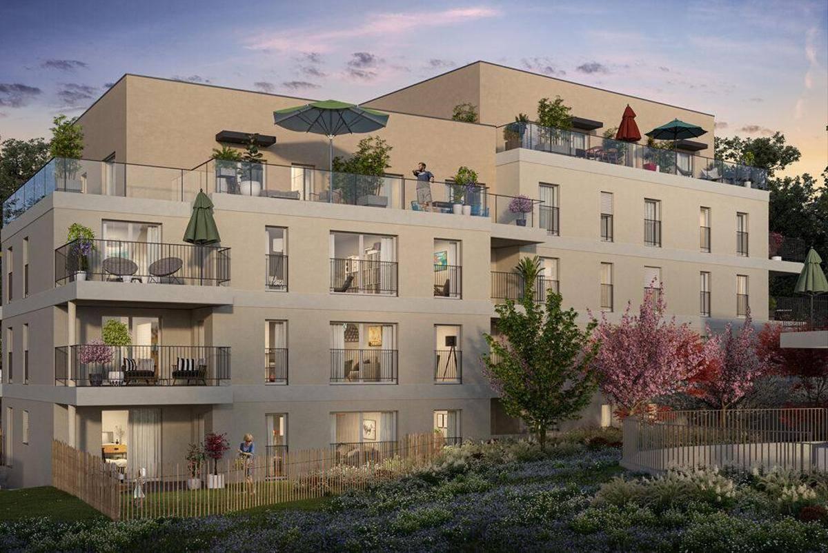 Programme immobilier PLEIN OUEST 69340 FRANCHEVILLE