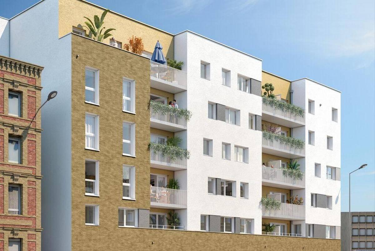 Programme immobilier LE CAP 76600 LE HAVRE