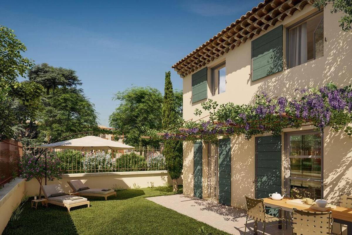 Programme immobilier ESPRIT ALPILLES 13210 SAINT REMY DE PROVENCE