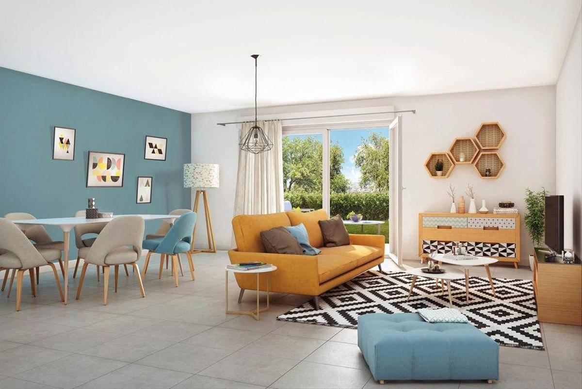 Programme immobilier SQUARE 112 68062 MULHOUSE