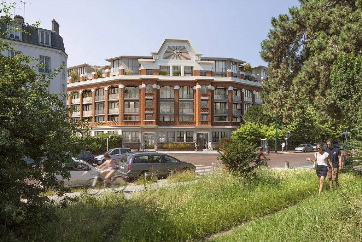 Programme immobilier 50 AVENUE DE GRAVELLE 94220 CHARENTON LE PONT