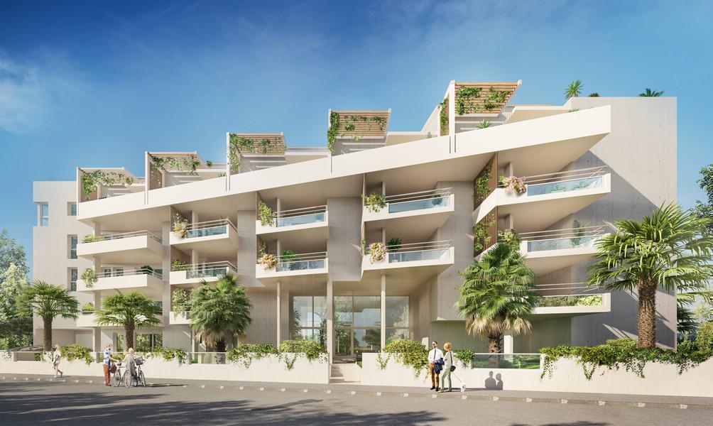 Programme immobilier 3 AVENUE DE LA PLANCHE 13008 MARSEILLE 08
