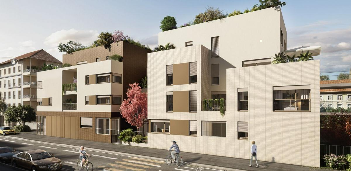 Programme immobilier 3ÈME ART 69003 LYON 03