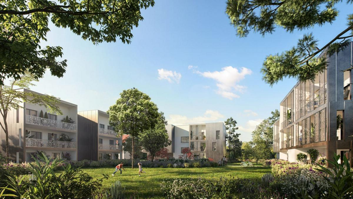 Programme immobilier LE CHANT DES ARBRES 69160 TASSIN LA DEMI LUNE