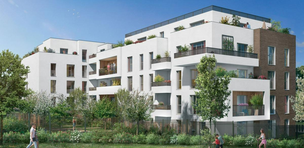 Programme immobilier OXYGÈNE 77400 LAGNY SUR MARNE