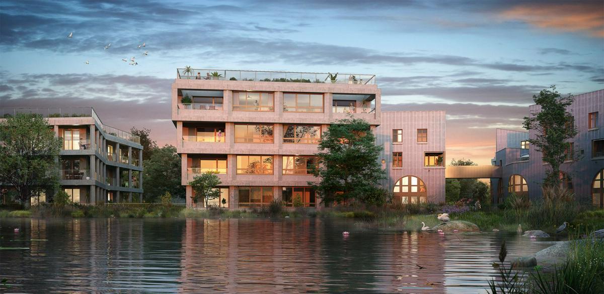 Programme immobilier L'ORÉE DU LAC 78110 LE VESINET