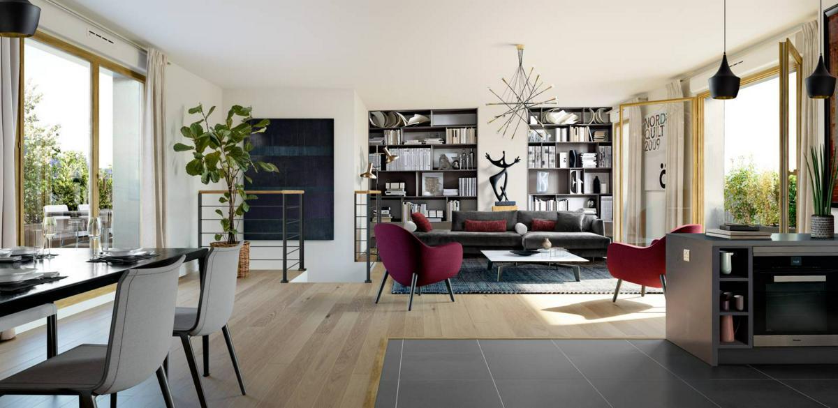 Programme immobilier QUINTESSENCE 92190 MEUDON