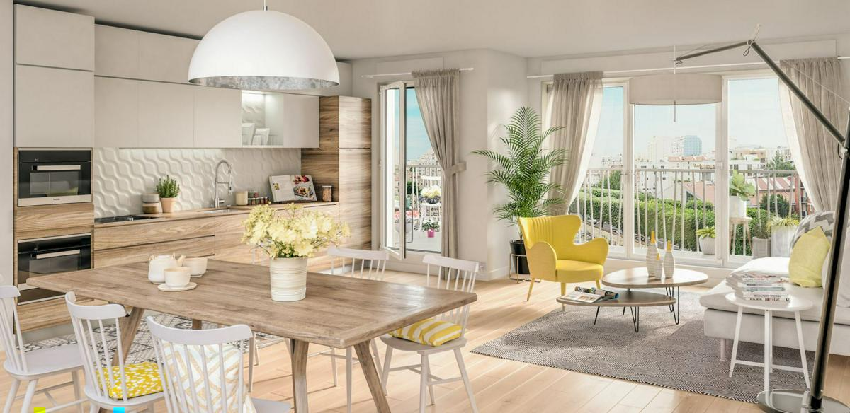 Programme immobilier OPALINE 92170 VANVES