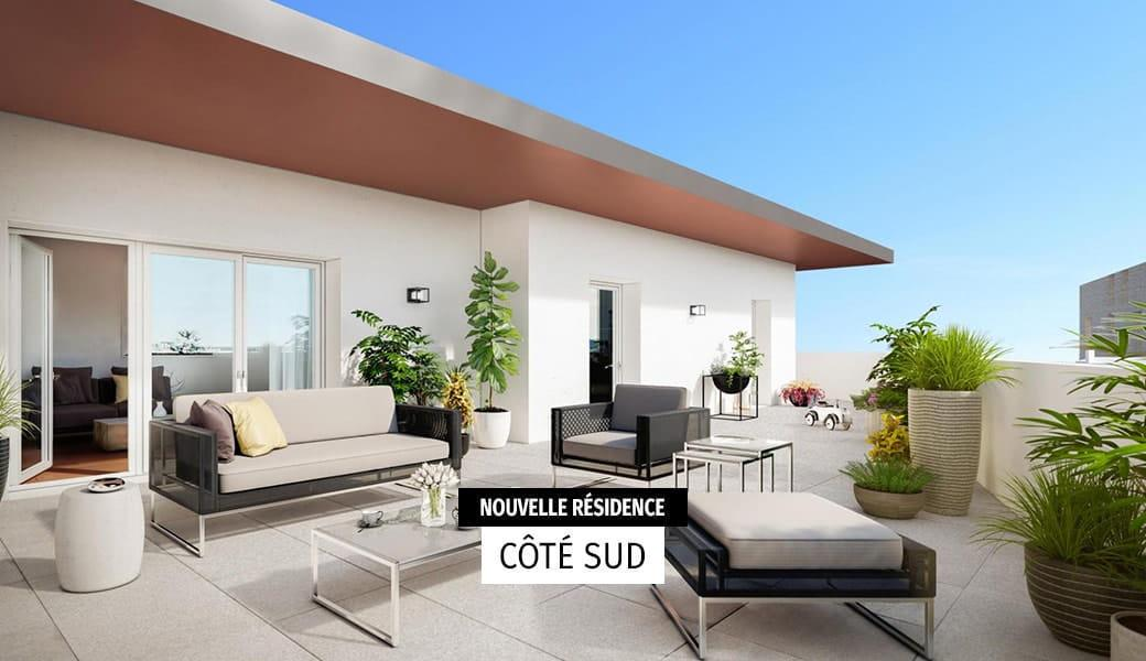 Programme immobilier LES APPARTS 93330 NEUILLY SUR MARNE