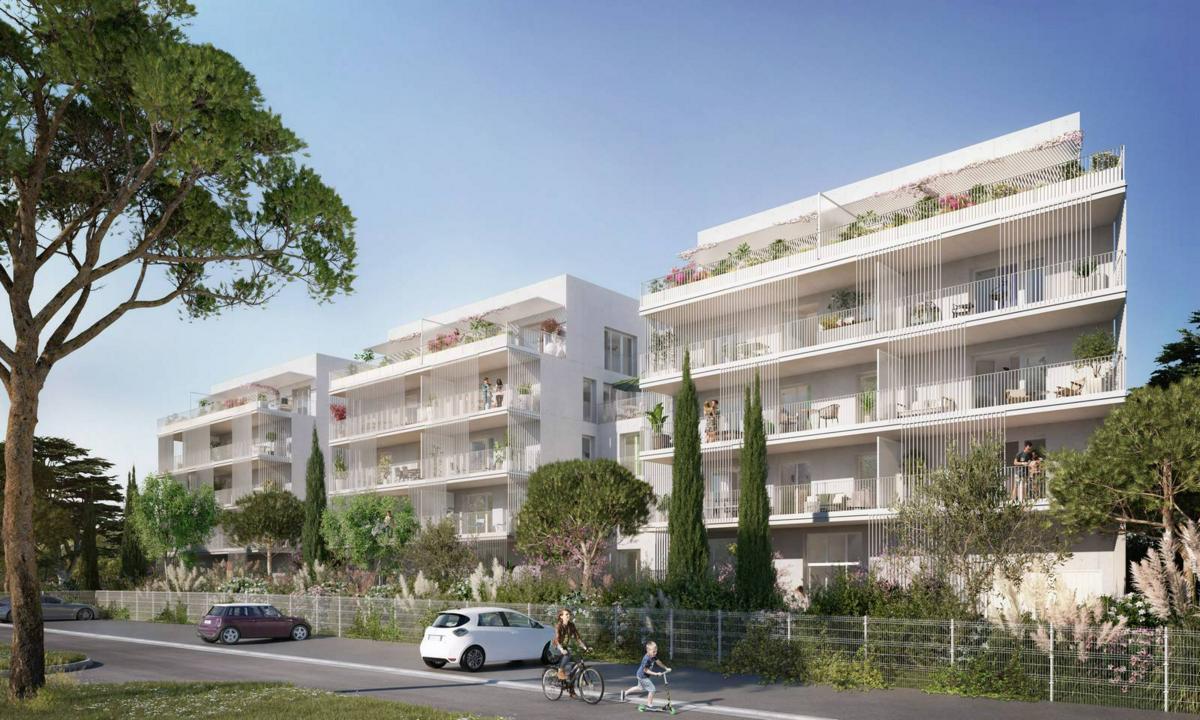 Programme immobilier ÉLOQUENCE 13937 MARSEILLE 08