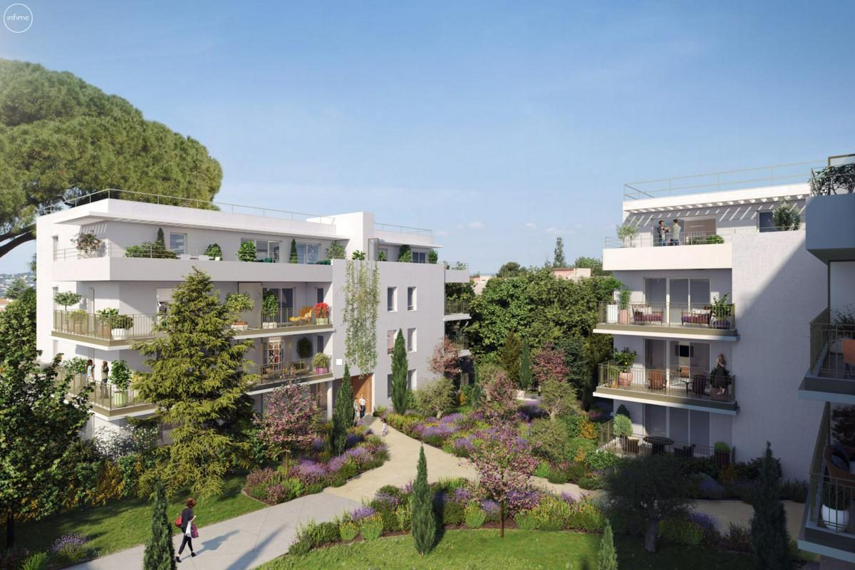 Programme immobilier 9ème SENS 13258 MARSEILLE 09