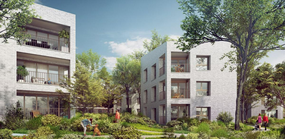 Programme immobilier DOMAINE LULLY 78000 VERSAILLES