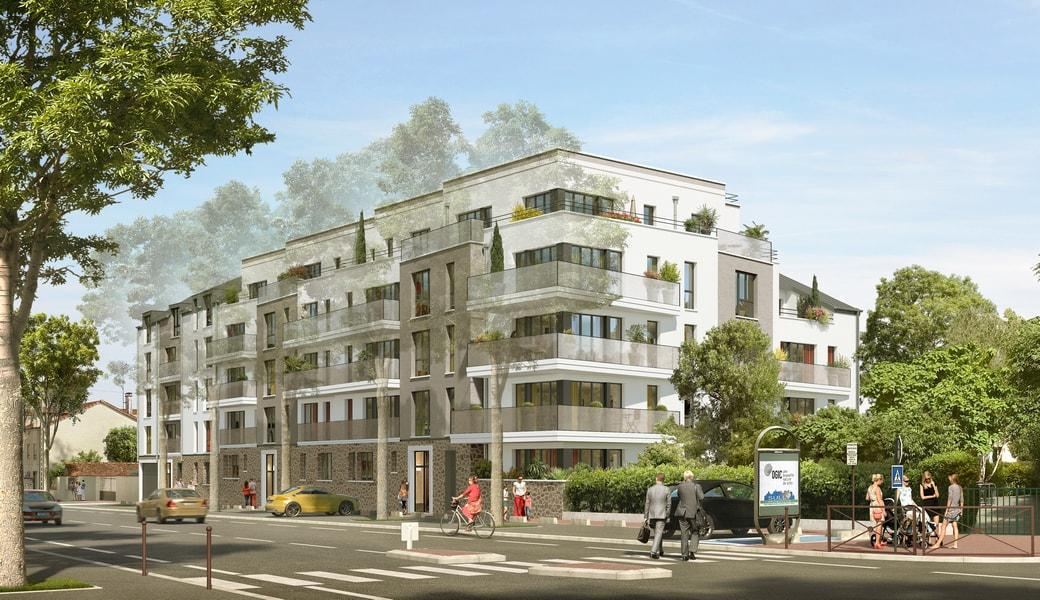Programme immobilier L'A-PROPOS 78220 VIROFLAY