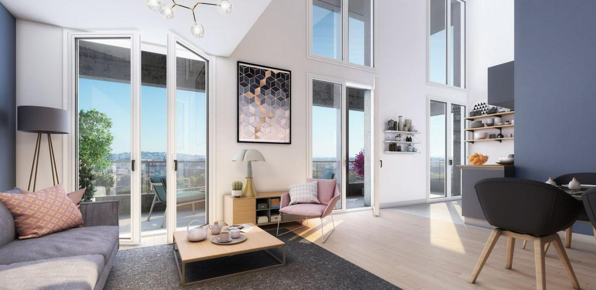 Programme immobilier HIGH 17 92600 ASNIERES SUR SEINE