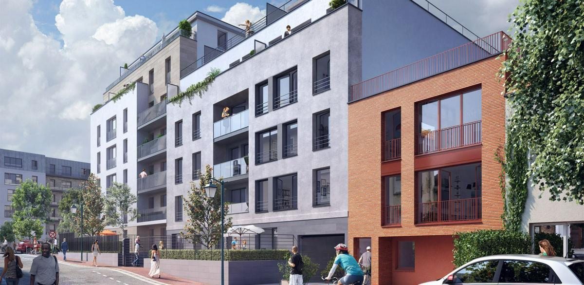 Programme immobilier INFLUENCE 92340 BOURG LA REINE