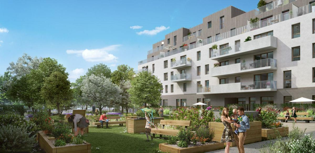 Programme immobilier QUINTESSENCE 92360 MEUDON