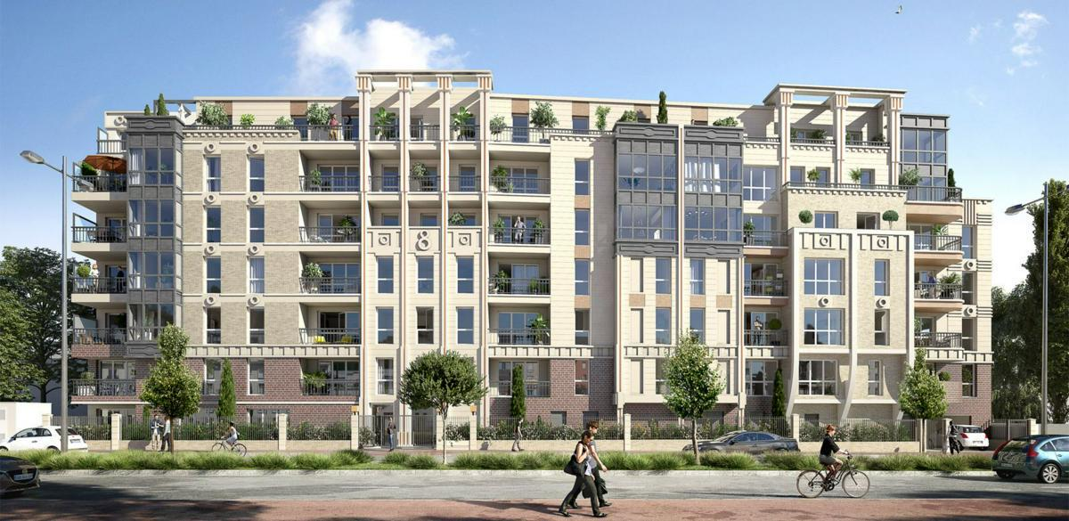 Programme immobilier LE GATSBY 93220 GAGNY