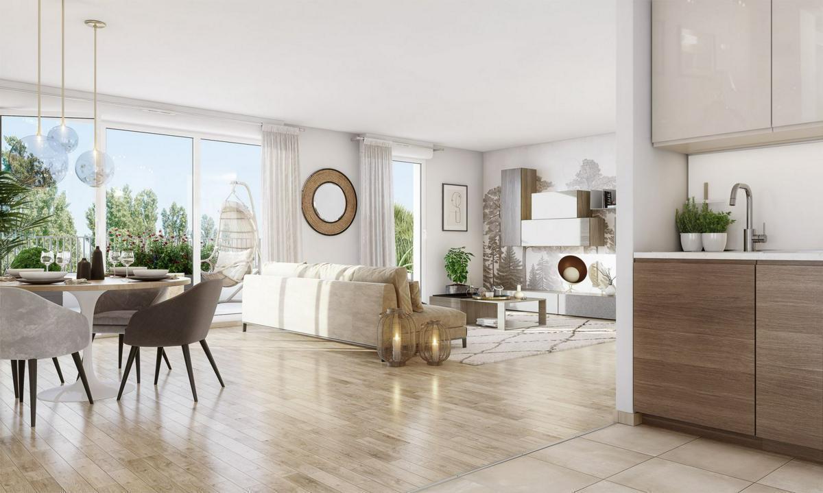 Programme immobilier LE GRAND VAL 94370 SUCY EN BRIE